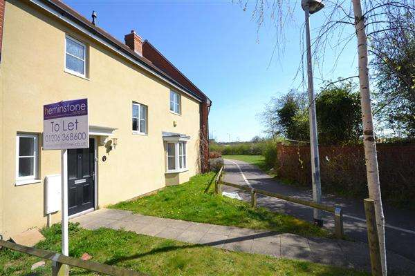 3 Bedrooms House for sale in Thomas Benold Walk, Colchester