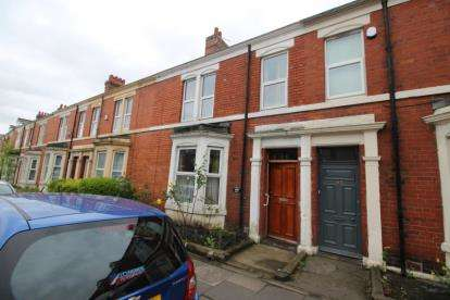 5 Bedrooms Terraced House for sale in Osborne Road, Newcastle upon Tyne, Tyne and Wear, NE2