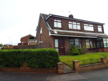 3 Bedrooms Semi Detached House for sale in Islands Brow, St. Helens, Merseyside, WA11