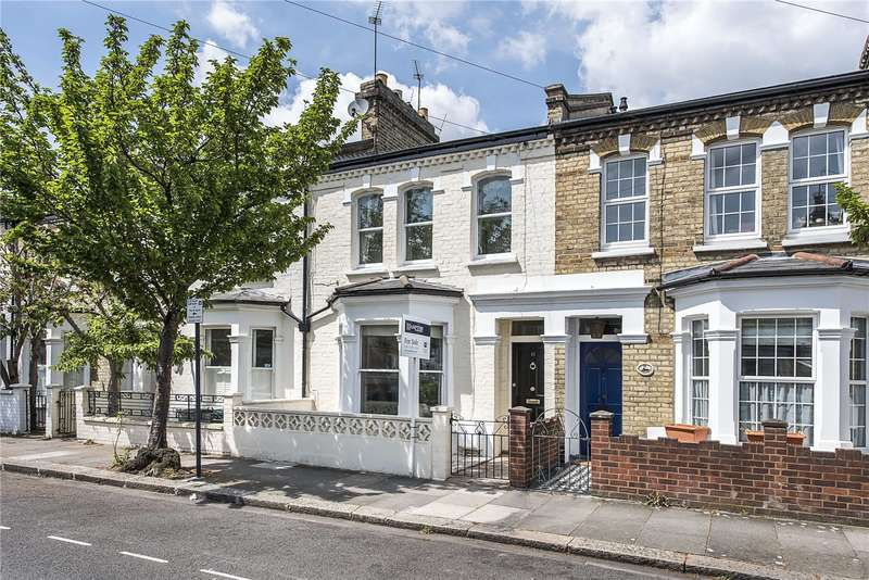 3 Bedrooms Terraced House for sale in Letterstone Road, Fulham, London, SW6