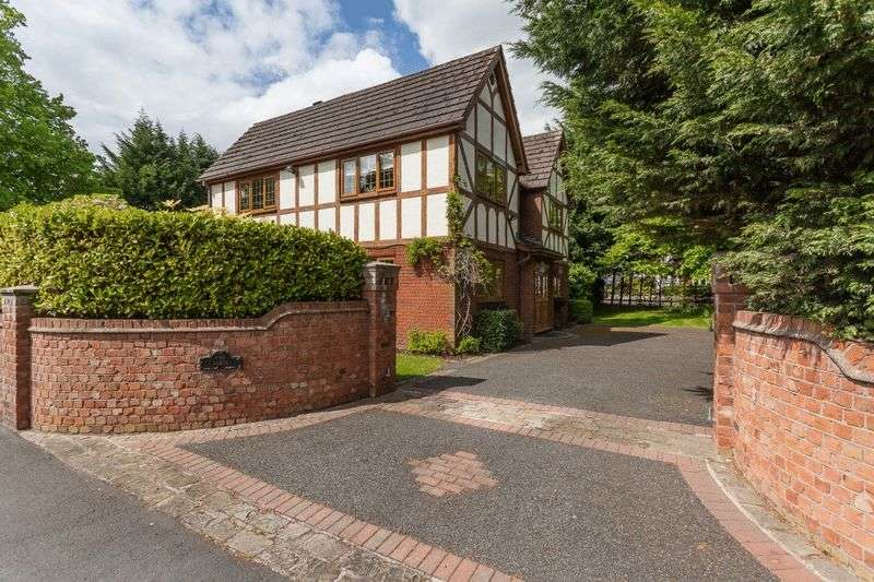 4 Bedrooms Detached House for sale in 'The Limes', Wistaston Road, Willaston, Nr Nantwich