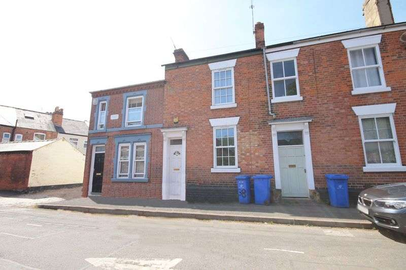 3 Bedrooms Terraced House for sale in LARGES STREET, DERBY