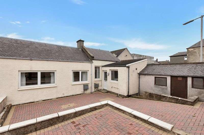 2 Bedrooms Bungalow for sale in Foulford Street, Cowdenbeath Two Bedroom End Terrace Bungalow