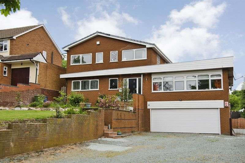 5 Bedrooms Detached House for sale in Littleworth Hill, Hednesford, Cannock