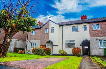 3 Bedrooms House for sale in Thompson Avenue, Wolverhampton, West Midlands