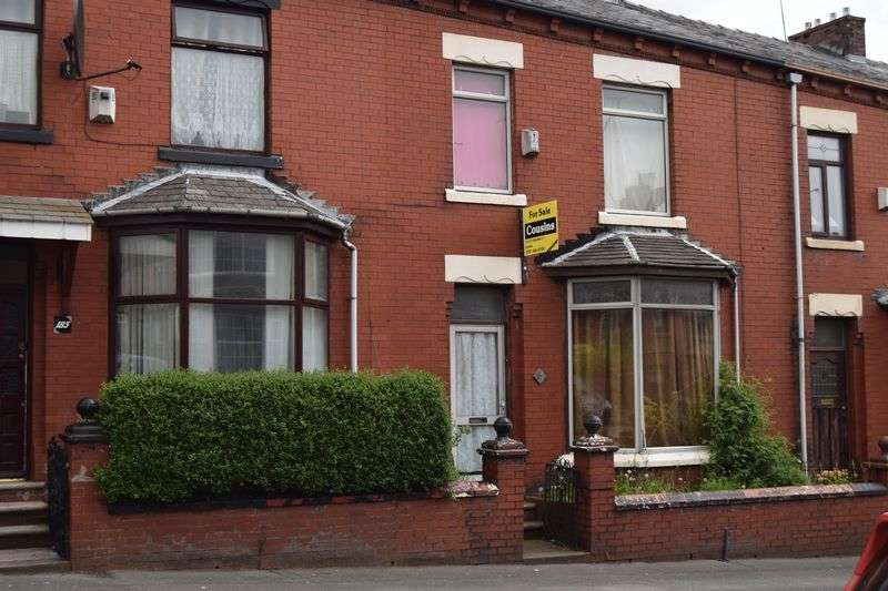 3 Bedrooms Terraced House for sale in Copster Hill Road, Oldham