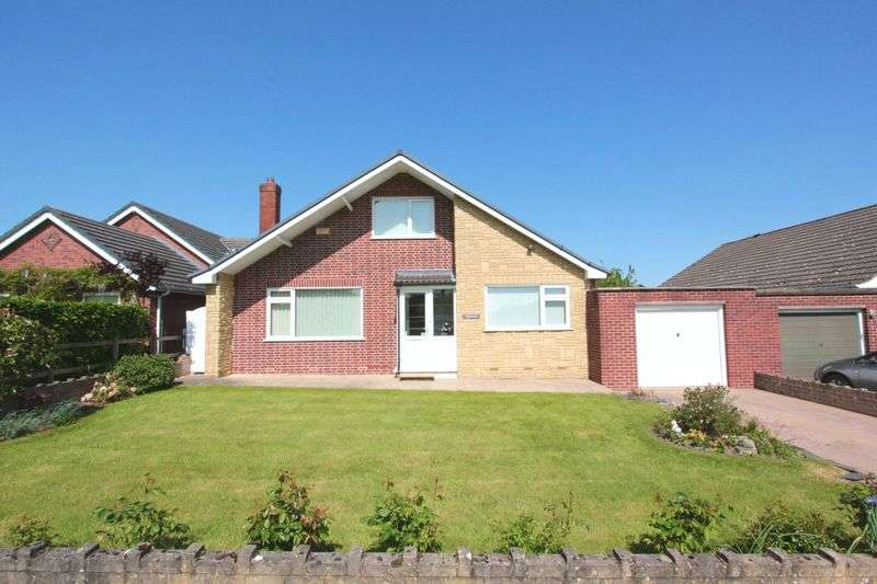 4 Bedrooms Detached Bungalow for sale in Henllan Road, St. Asaph