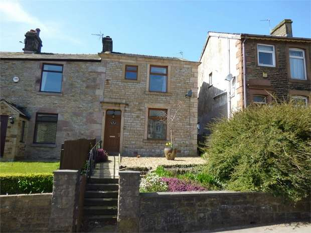 2 Bedrooms End Of Terrace House for sale in Bury Lane, Withnell, Chorley, Lancashire