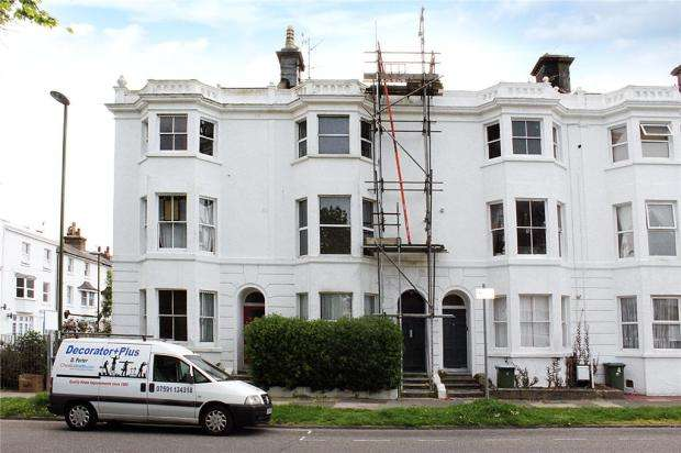 1 Bedroom Apartment Flat for sale in St. Augustine Road, Littlehampton, West Sussex, BN17