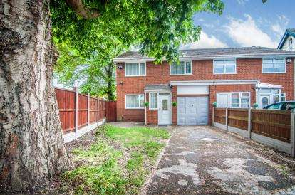 3 Bedrooms Semi Detached House for sale in Sefton Road, Litherland, Liverpool, Merseyside, L21