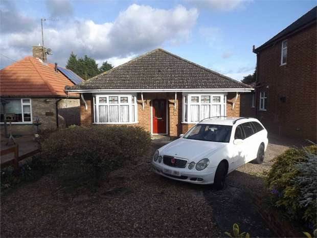 2 Bedrooms Detached Bungalow for sale in Field Road, Ramsey, Huntingdon, Cambridgeshire
