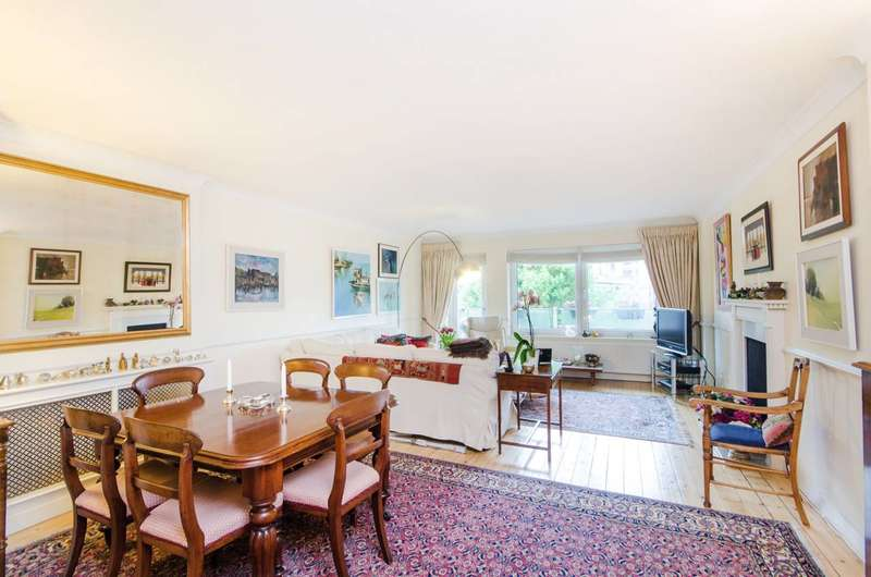 2 Bedrooms Flat for rent in Draxmont, Wimbledon Village, SW19
