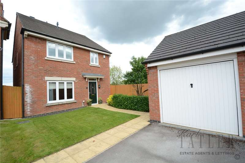 4 Bedrooms Detached House for sale in Thingwall Grange, Thingwall, Wirral