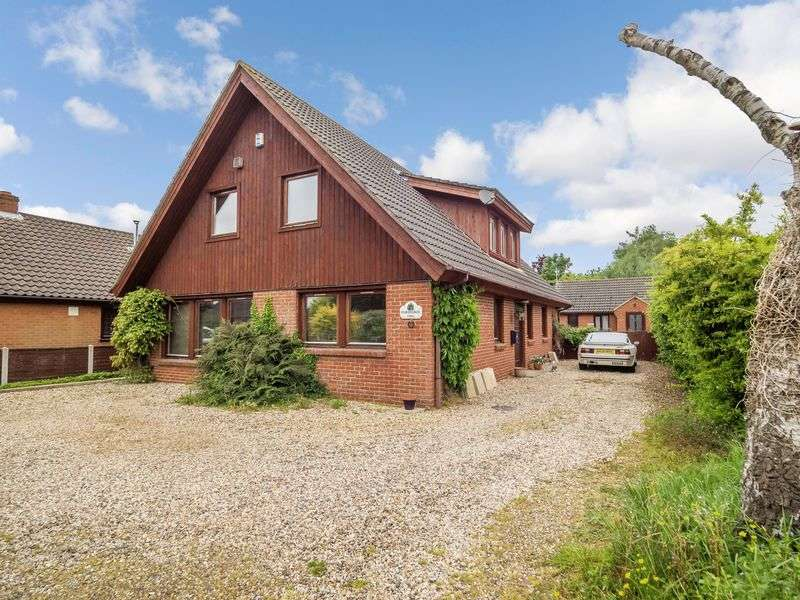 5 Bedrooms Detached House for sale in Church Lane, Felthorpe, Norwich