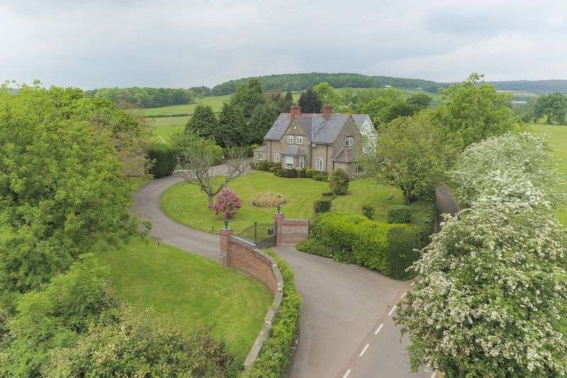 4 Bedrooms Detached House for sale in Penhow, Caldicot