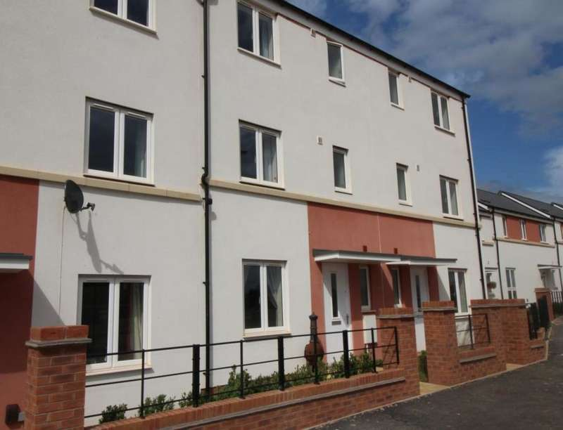 5 Bedrooms Property for sale in Tillhouse Road, Cranbrook, Exeter, EX5