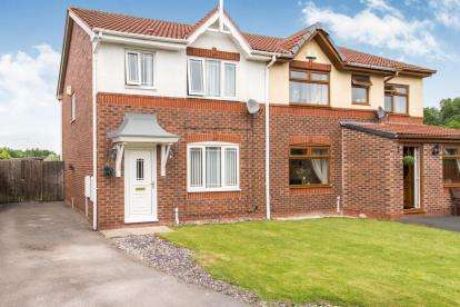 3 Bedrooms Semi Detached House for sale in Leagate, Fazakerley, Liverpool, Merseyside, L10