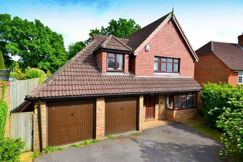 4 Bedrooms Detached House for sale in Rudgwick