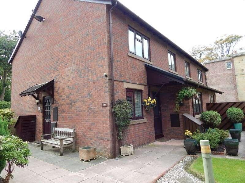 2 Bedrooms Flat for sale in Penwortham Hall Gardens, Penwortham,Preston.