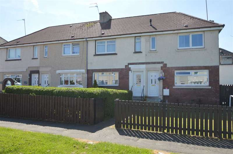 3 Bedrooms Terraced House for sale in Logans Road, Motherwell