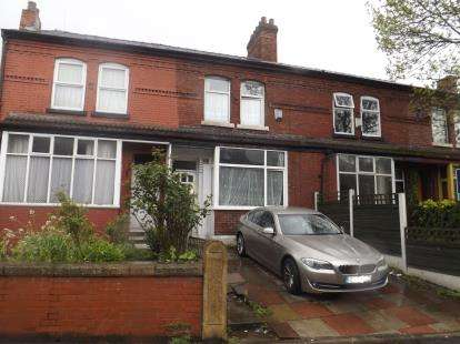 4 Bedrooms Terraced House for sale in Albert Road, Manchester, Greater Manchester