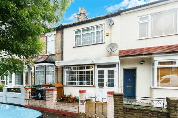 3 Bedrooms Terraced House for sale in Cumberland Road, Walthamstow, London