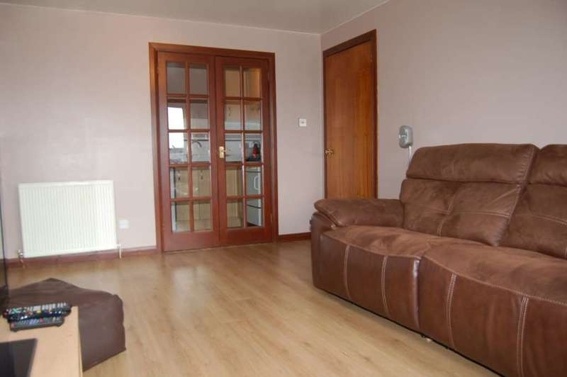 1 Bedroom Flat for sale in Paisley Road,Renfrew,Renfrewshire,PA4 8DA