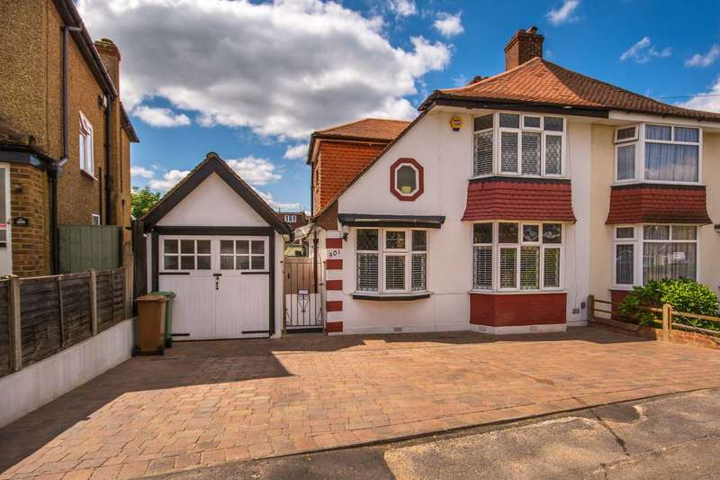 3 Bedrooms House for sale in Gander Green Lane, Sutton, SM3
