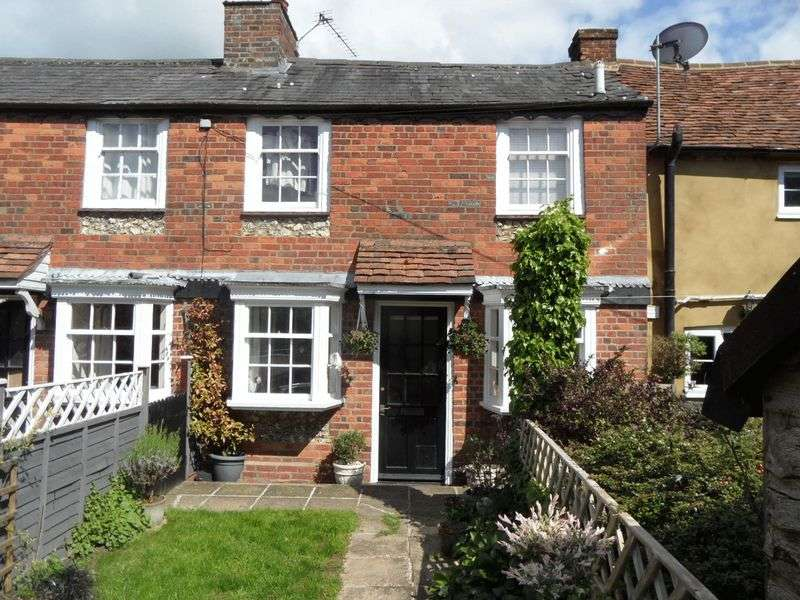 1 Bedroom Terraced House for sale in STOKENCHURCH - a charming one bedroom cottage