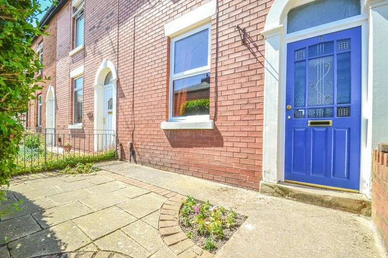 3 Bedrooms Terraced House for sale in Holland Road, Ashton-On-Ribble, Preston
