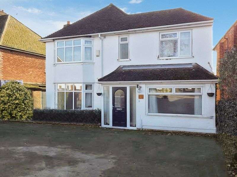 4 Bedrooms Detached House for sale in Cressex Road, High Wycombe