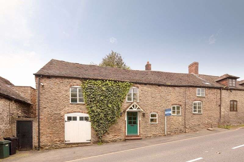 3 Bedrooms Cottage House for sale in 6 Shrewsbury Road, Much Wenlock TF13 6AN