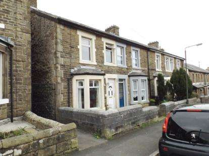 2 Bedrooms End Of Terrace House for sale in Windsor Park Road, Buxton, Derbyshire