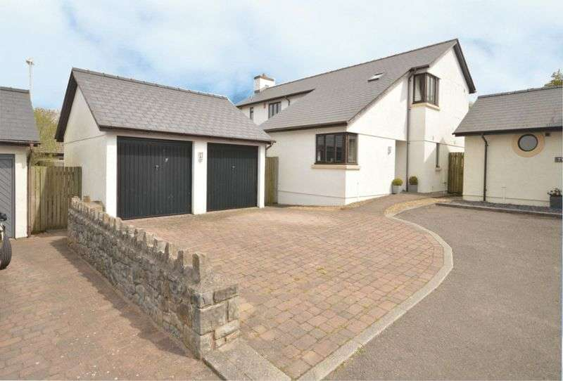 4 Bedrooms Detached House for sale in Cwrt Llanfair, St. Mary Church, Cowbridge CF71 7PH