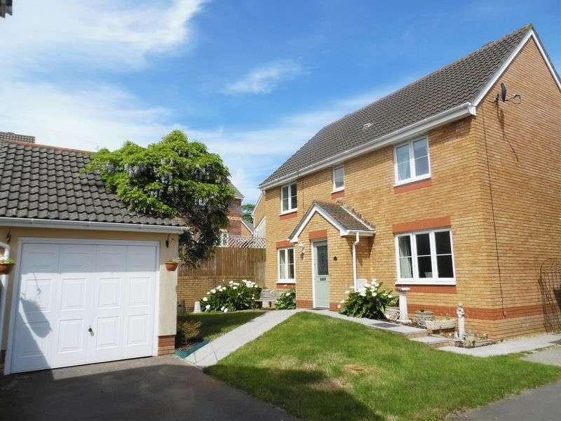 4 Bedrooms Detached House for sale in Bryn Henfaes Broadlands Bridgend CF31 5EW