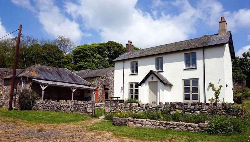4 Bedrooms House for sale in Moretonhampstead, Newton Abbot