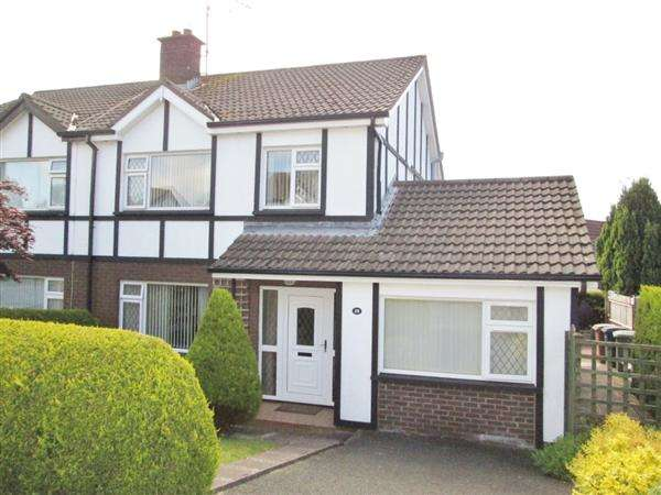 4 Bedrooms Semi Detached House for sale in 28 Chanterhill Park