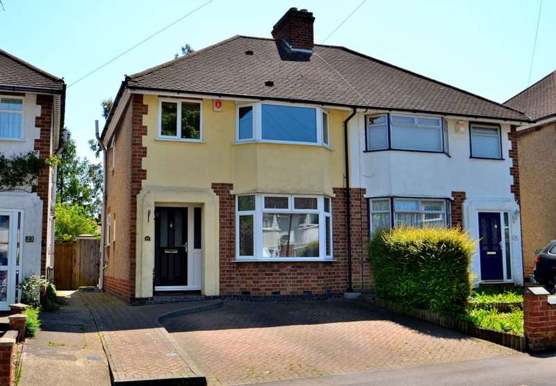 3 Bedrooms Semi Detached House for sale in Gloucester Road, Wolverton