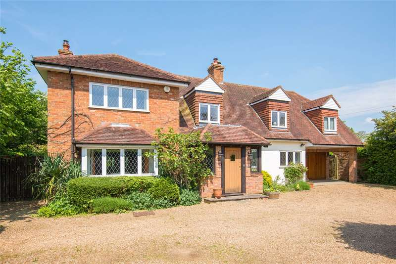 4 Bedrooms Detached House for sale in Flaunden, Hemel Hempstead, Hertfordshire, HP3