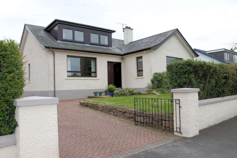 5 Bedrooms Detached House for sale in Grigor Drive, Inverness