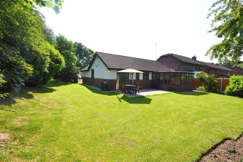 3 Bedrooms Bungalow for sale in Satinwood Close, Ashton In Makerfield, Wigan
