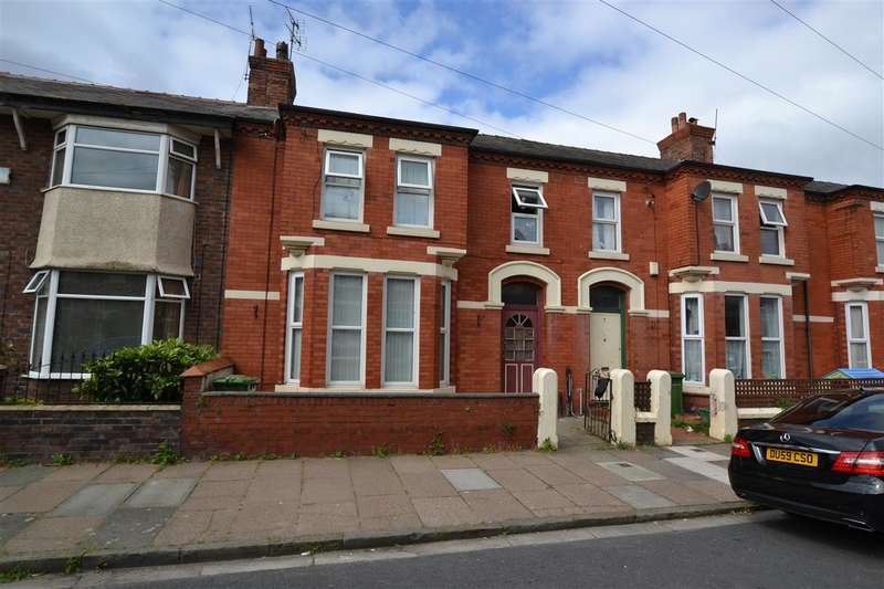4 Bedrooms Terraced House for sale in Picton Road, Crosby, Liverpool