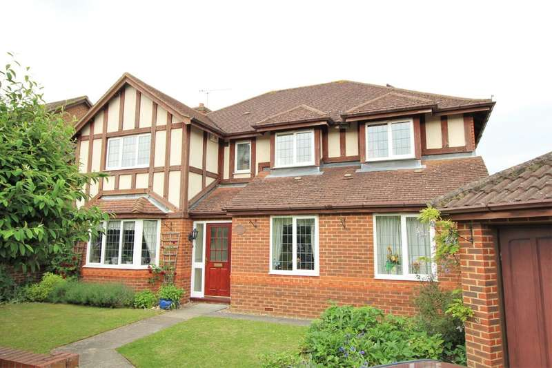 5 Bedrooms Detached House for sale in Redbourn, HERTS