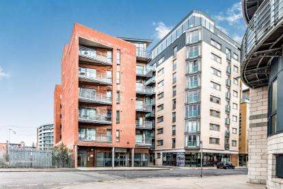 2 Bedrooms Flat for sale in The Boatmans, 42 City Road East, Manchester, Greater Manchester