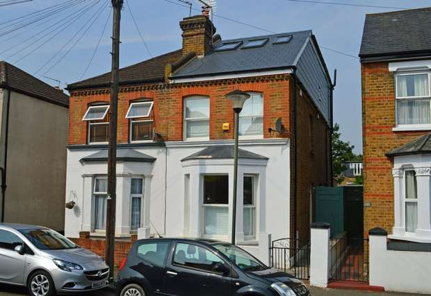 4 Bedrooms Semi Detached House for sale in Newry Road, St Margarets, Twickenham