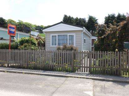 2 Bedrooms Mobile Home for sale in St.Columb Major, Newquay, Cornwall