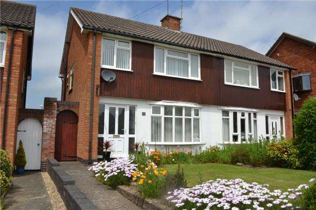 3 Bedrooms Semi Detached House for sale in Haynestone Road, Coundon, Coventry, West Midlands