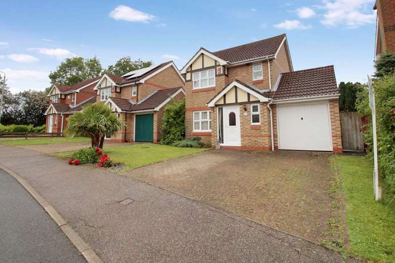 3 Bedrooms Detached House for sale in Knights Orchard, Hemel Hempstead