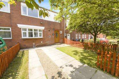 3 Bedrooms Terraced House for sale in Tees Court, South Shields, Tyne and Wear, Tyne And Wear, NE34