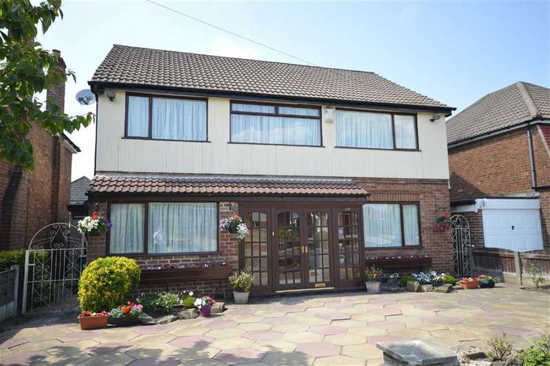 4 Bedrooms Property for sale in Parr Lane, Unsworth, Bury